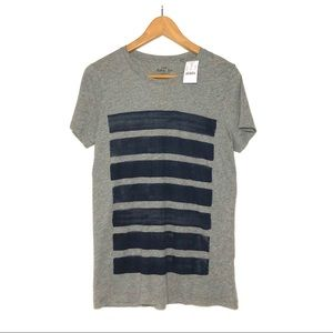 J.CREW🌿NWT LIMITED EDITION COLLECTORS GREY/NAVY